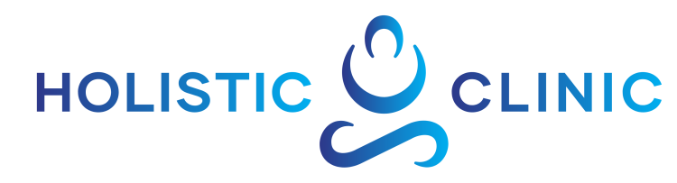 Holistic clinic logo